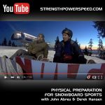 SPS Performance VideoCast: Physical Preparation for Snowboard Sports