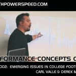 SPS Performance Concepts Chat – Episode 002: Carl Valle on Emerging Issues in College Football S&C