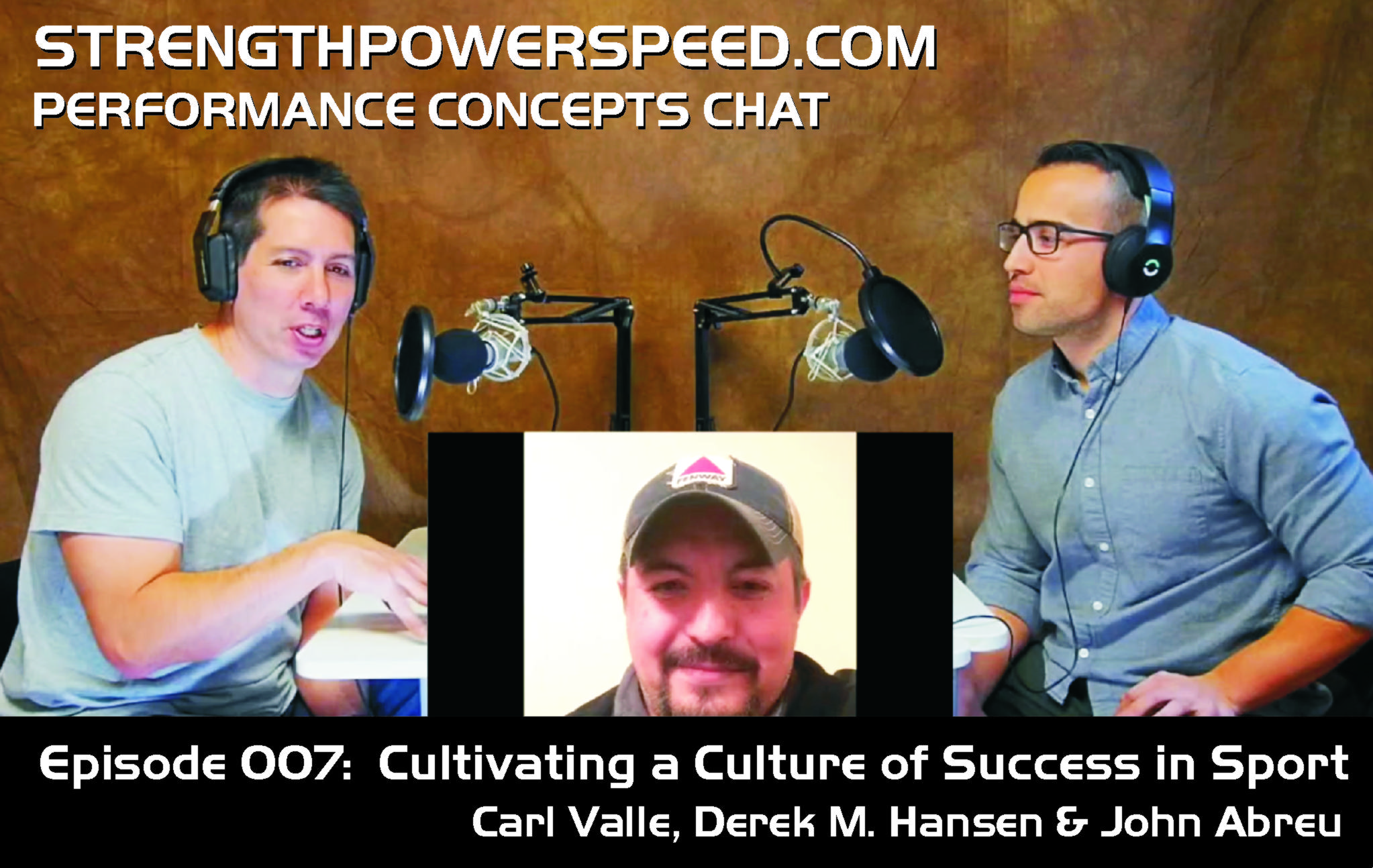 SPS Performance Concepts Chat – Episode 007 – Cultivating a Culture of Success in Sport