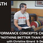 Performance Concepts Chat – Episode 015 – Christine Girard:  Nothing Better Than Pure Gold